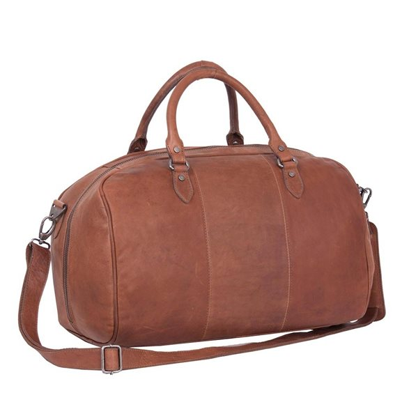 Chesterfield Skinnbag Cognac
