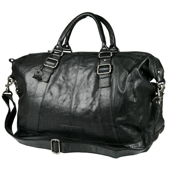 Spike & Sparrow Bag Skinn 64X36x21 Svart
