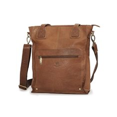 Baoobaoo Shopper 38X29x7 Tan